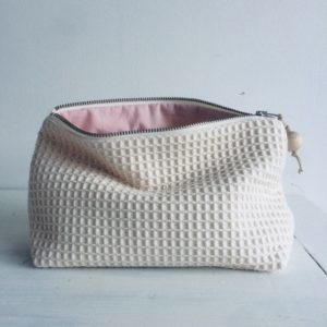 trousse doudou maison Prunier accessoire made in france